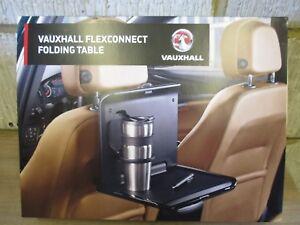 Vauxhall Flexconnect  Folding Table