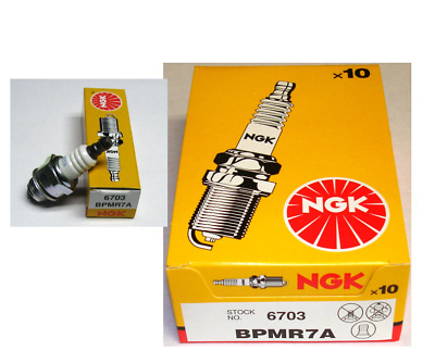 5 x NGK Spark Plug BPMR7A Fits Stihl Chainsaws