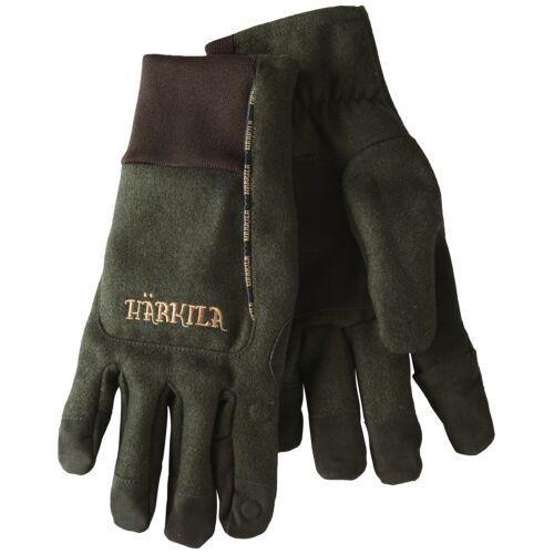 Härkila Metso Active Gloves Willow Green warme Jagdhandschuhe Schießhandschuhe