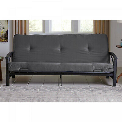 Mainstays Metal Arm Futon With 6