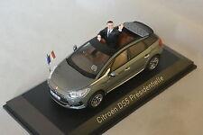 NOREV 155593 - Citroen ds5 2012 Présidentiel avec figurine  1/43