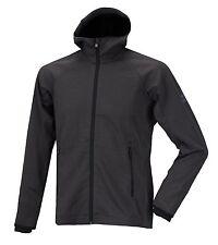 Adidas Men Size Medium Climaheat Capsule Hoody Zip Up Black Hooded Jacket S94487