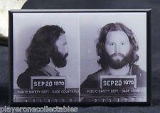 """Jim Morrison Mugshot 2"""" X 3"""" Fridge / Locker Magnet. The Doors"""