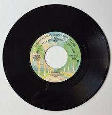 "Black Sabbath RARE 1975 US 7"" single.Paranoid."