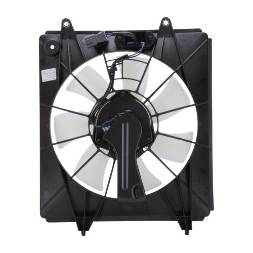 A//C Condenser Fan Assembly For 2007-2009 Honda CRV 2008 TYC 610820