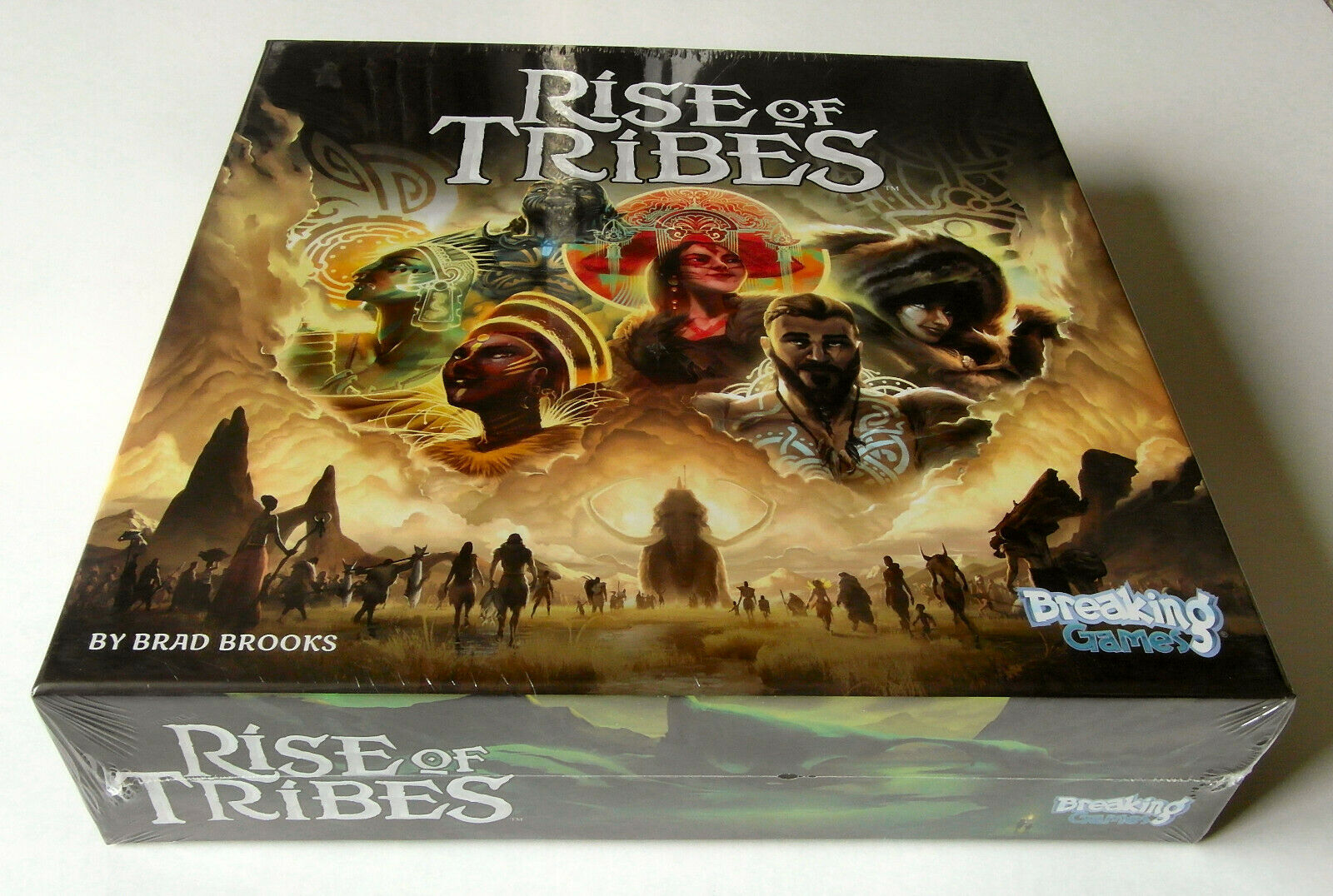 Rise of Tribes - Breaking Juegos - 2018