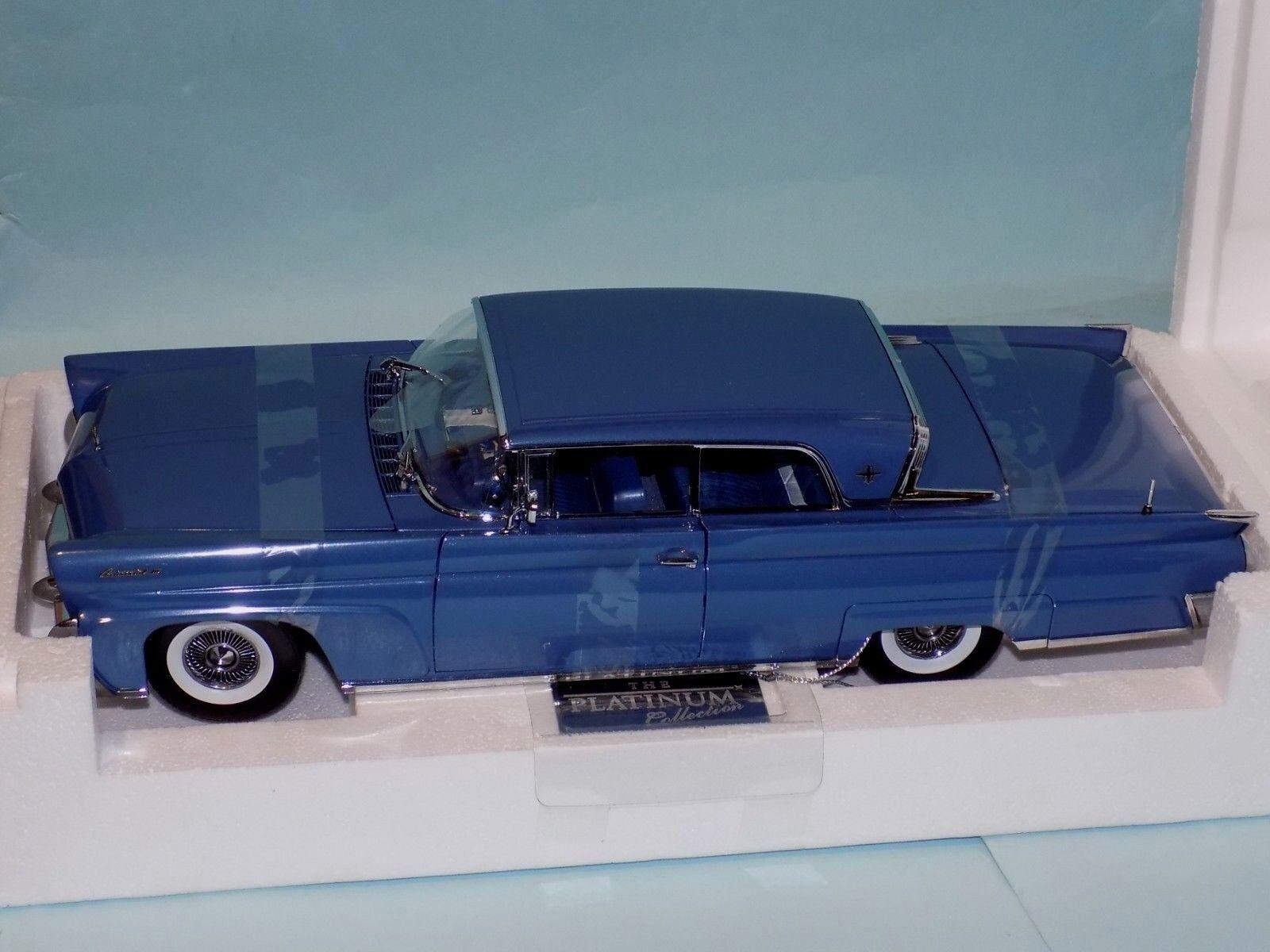 Lincoln Mark Iii Hard Top 1958 Sun Star Platinum Collection 47121 18