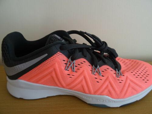 Nike ZOOM Tr Zapatillas para mujer de la condición 852472 600uk 4.5 EU 38 nos 7 Nuevo   Caja