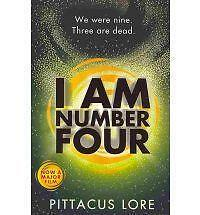 """""""AS NEW"""" Lore, Pittacus, I Am Number Four: (Lorien Legacies Book 1) (The Lorien"""