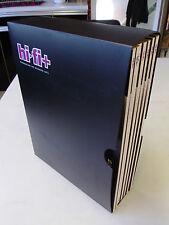 Hi-Fi Plus / HiFi+ Empty Plastic Binders  X 10