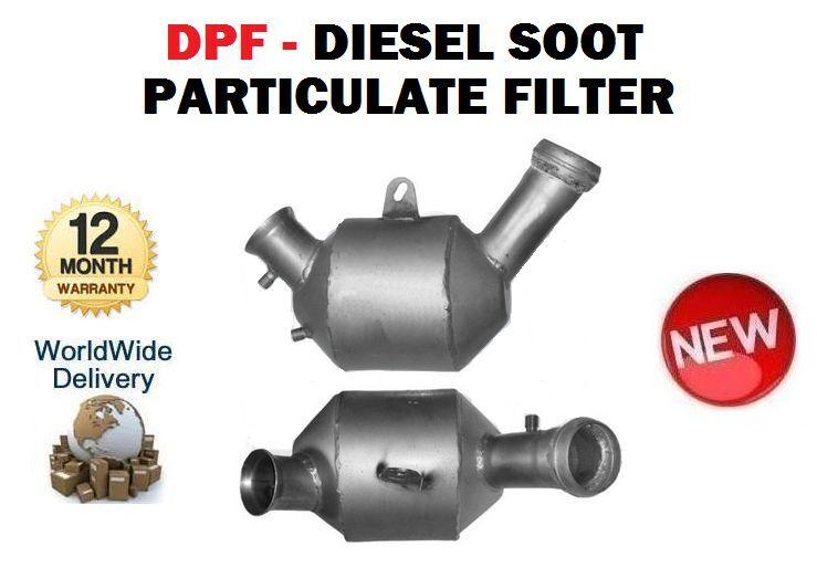 Für Mercedes CLK 220 Cdi Coupe 2005-2009 Neu DPF Dieselrußpartikelfilter