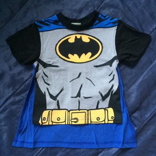 Ragazzi Ufficiale DC Comics Batman Pigiami CAPE PJ Giarrettiera Supereroe Pantaloncini