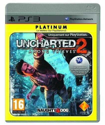 Uncharted 2 Among thieves | PlayStation 3 - PS3