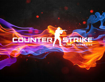 PC Laptop Laser Mouse Gaming Mouse Mat Counterstrike Go Gift Idea CS:Go