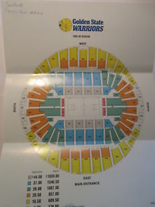 Details about GOLDEN STATE WARRIORS 1992 1993 TEAM ISSUED TICKET SEATING on florida state seminoles seating chart, kentucky wildcats seating chart, ucla bruins seating chart, sacramento state football seating chart, new york jets seating chart, charlotte hornets seating chart, oklahoma city blue seating chart, warriors interactive seating chart, syracuse orange seating chart, michigan state spartans seating chart, washington capitals seating chart, florida gators seating chart, los angeles lakers seating chart, indianapolis pacers seating chart, los angeles clippers seating chart, phoenix mercury seating chart, portland trailblazers seating chart, washington wizards seating chart, warriors coliseum seating chart,