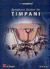 SYMPHONIC STUDIES FOR TIMPANI Grade 6-8