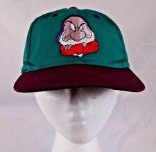 09b21300e26 item 3 Vintage Disney s Snow White and the Seven Dwarfs GRUMPY Snapback Cap  Hat -Vintage Disney s Snow White and the Seven Dwarfs GRUMPY Snapback Cap  Hat