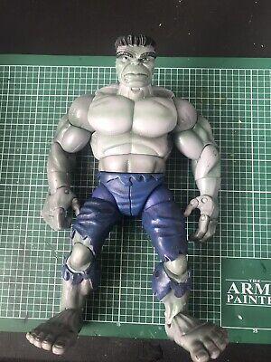 Marvel legends BAF Galactus series Galactus Left arm from Grey Hulk pack