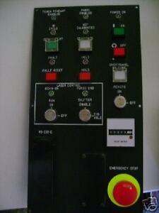 GMF-ROBOTICS-FANUC-A05B2069C121-ROBOT-OPERATOR-PANEL