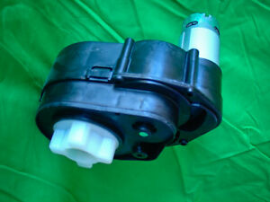 Peg Perego Power Pull Tractor Loader Motor Gearbox Assembly