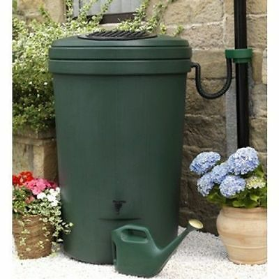 3X Harcostar Magnum 350 Litre Water Butt, Lid & Tap (5 Yr Manufacture Warranty)