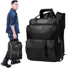 Men's Women Vintage Backpack School Laptop Travel Bag Loras Bag Rucksack Satchel