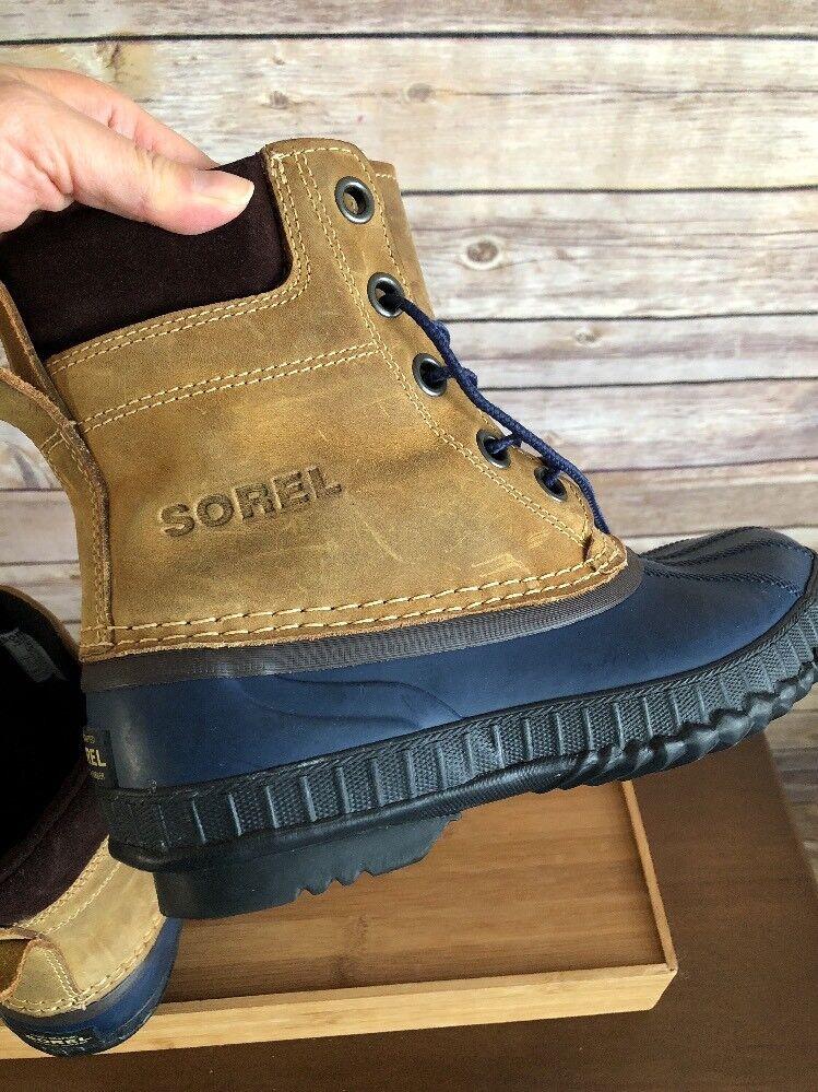 Sorel Stiefel Hand Crafted Natural Rubber Waterproof Größe 7 5 Youth, W Größe 7 Größe 5a3f59