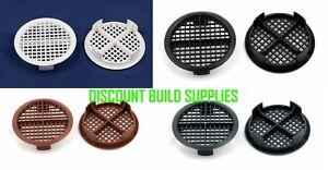 Timloc-70mm-Plastic-Round-Circular-Push-In-Soffit-Air-Vents-Vivarium-Menu-Choice