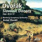 Dvork: Slavonic Dances (CD, Nov-2011, Alto)
