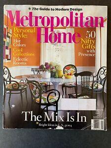 Metropolitan Home Magazine December 2006/January 2007 2000 ...