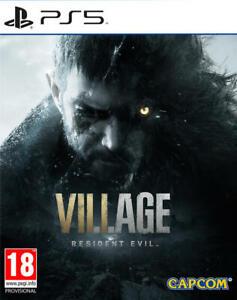 RESIDENT EVIL VILLAGE PS5 FR/NL