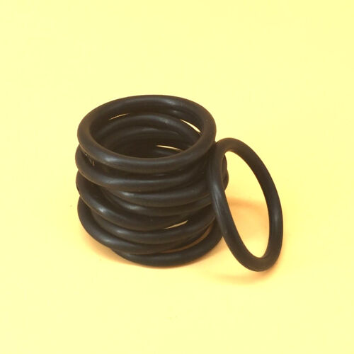 2.65mm Section Select ID from 51.5mm to 200mm Rubber O-Ring gaskets