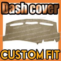 2012-2013 Volkswagen Beetle Dash Cover Dashboard Pad / Beige