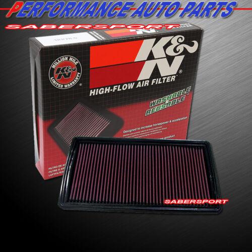 K/&N 33-2121-1 Hi-Flow Air Intake Drop in Filter for 1999-2005 Pontiac Grand AM