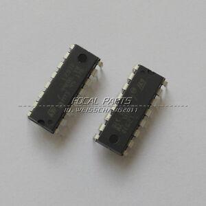 5PCS L293D L293 Push-Pull Four-Channel Motor Driver IC DIP-16 PT