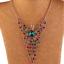 Fashion-Elegant-Women-Rhinestone-Crystal-Choker-Bib-Statement-Pendant-Necklace thumbnail 38