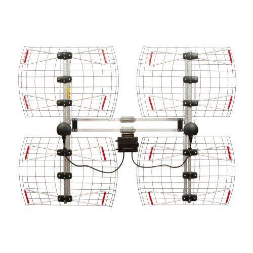 DB8E beachaudio Antennas Direct DB8-E Antenas Direct Ultra Long Range Dtv Outdoor Antenna