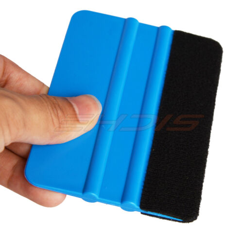 PRO Squeegee w// Spare Felt Edged for Auto Window Film Tinting Application Tools