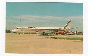 CF Airfreight Douglas DC862F Aviation Postcard A670 - Malvern, United Kingdom - IF THE GOODS ARE NOT AS DESCRIBED PLEASE RETURN WITHIN 14 DAYS OF RECEIPT FOR FULL REFUND. Most purchases from business sellers are protected by the Consumer Contract Regulations 2013 which give you the right to cancel the purcha - Malvern, United Kingdom