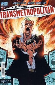 TRANSMETROPOLITAN (deutsch) # 7 Warren Ellis+Darick Robertson DC VERTIGO +TOP+