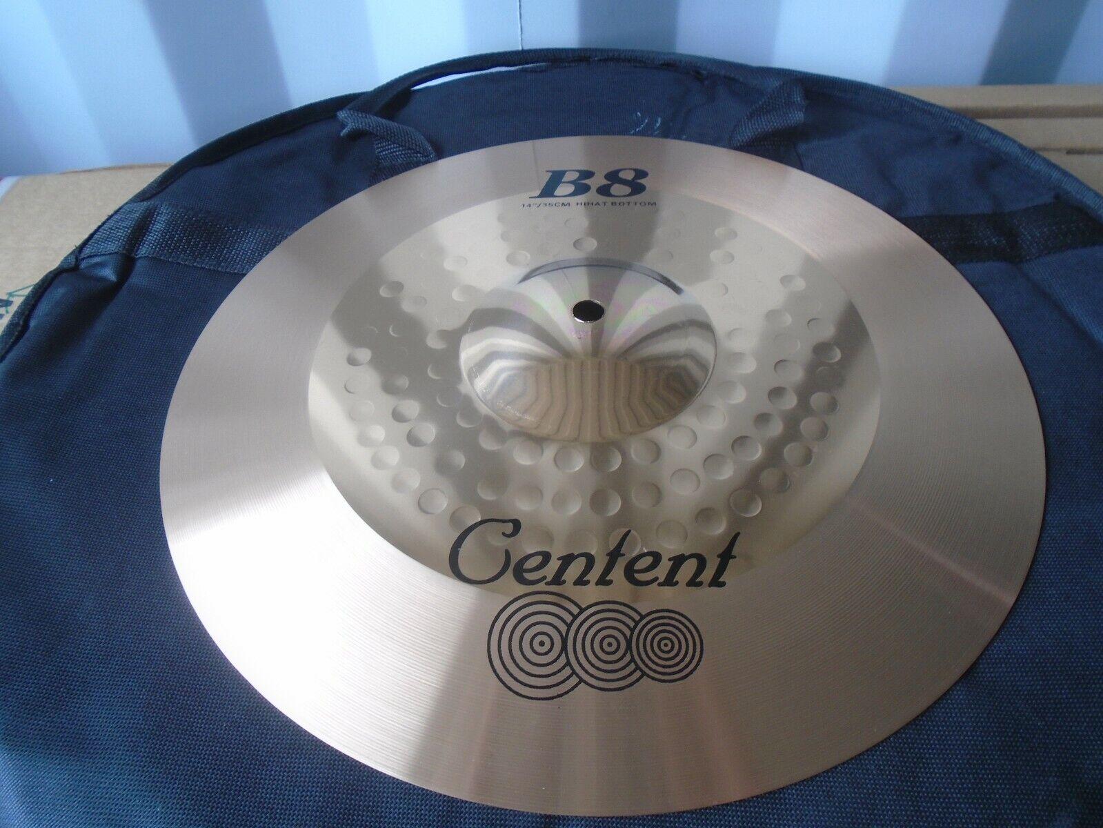 Cymbal set B8 Bronze 14 Hi Hats 16 &18  Crash & 20  Ride Centent  Free Shipping