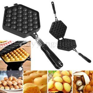 Waffle-Eggettes-Pan-Nonstick-Egg-Bubble-Maker-Baking-Mold-Plate-Pan-Kitchen-Tool