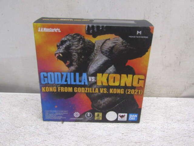 SH MonsterArts Godzilla VS Kong 2021 KONG Action Figure