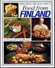 Food from Finland: A Finnish Cookbook by Anna-Maija Tanttu (Hardback, 1997)