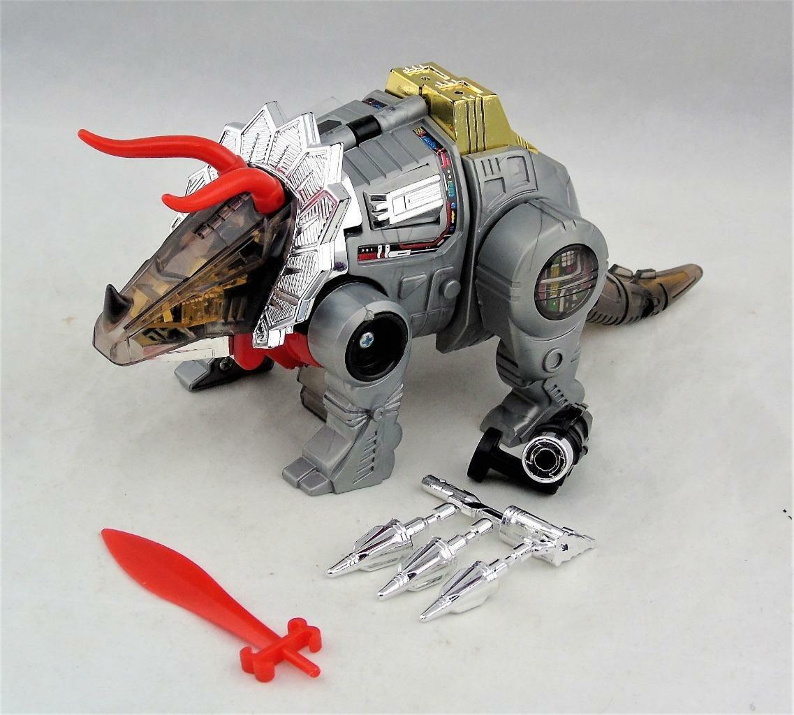 Transformers Original G1 G1 G1 1985 Dinobot Slag Complete