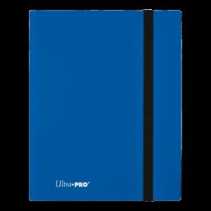ULTRA-PRO-ECLIPSE-BLUE-PRO-BINDER-ALBUM-9-18-POCKET-360-CARDS-MTG-Yugioh-Pokemon