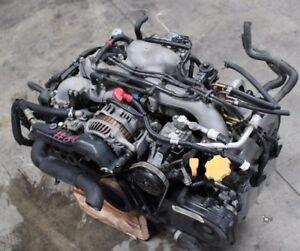 Details about JDM 99 05 Subaru Legacy Outback / Forester 2 5 l EJ25 Engine  EJ253 Motor EGR