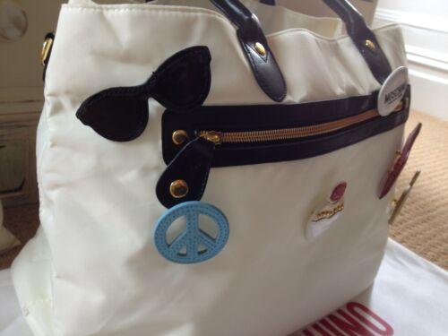 della borsa ⭐️moschino⭐️limited Edition⭐️brooches⭐️ borsa Nuova OanSw5PqB