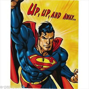 Detalles De Invitaciones De Superman 8 Fuentes De Fiesta De Cumpleaños Tarjetas De Papelería Invita A Nota Ver Título Original