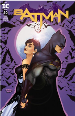 Batman #50 Ant Lucia Variant Comic WEDDING Limited Edition of 3000 PRE-ORDER